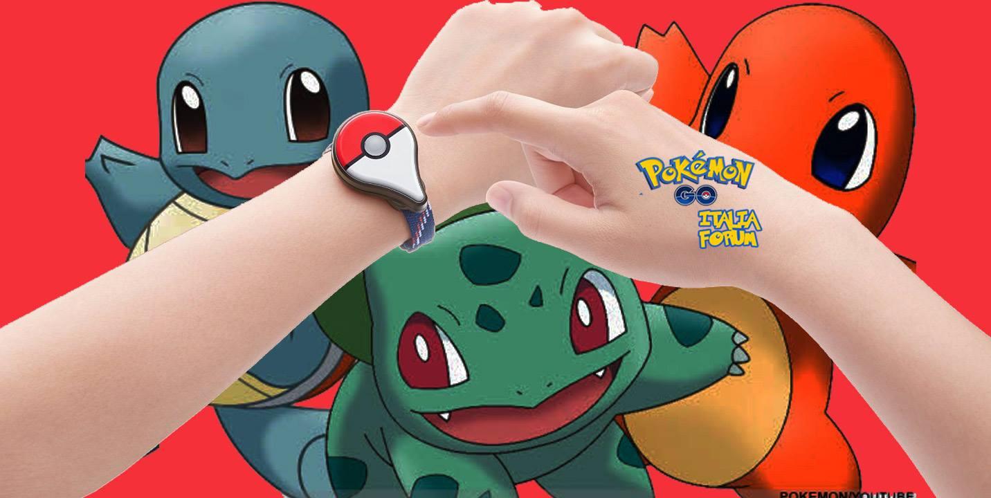 new styles 2134d eb008 Pokémon Go Plus: giveaway gratuito sulla nostra pagina!